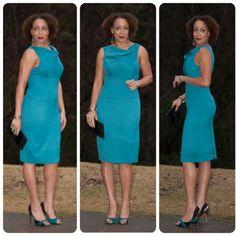 Vogue 8872 - A Perfect Sheath Dress!  Erica B.'s DIY Style!
