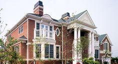 ジョージアン様式/輸入住宅 建築スタイル(様式)   高級輸入住宅のインターナショナルホーム