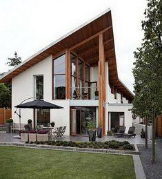 desain rumah modern skandinavia