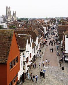 Canterbury, Kent, U.K.