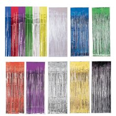 Set the scene for your perfect party, whatever the theme, with our selection of wall backdrops and scene setters!