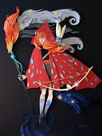 sosuperawesome: Paper art by Morgana Wallace on. Kirigami, Paper Cutting, Book Art, Cut Paper Illustration, Cut Out Art, Art Cut, Paper Installation, Papier Diy, 3d Paper Crafts