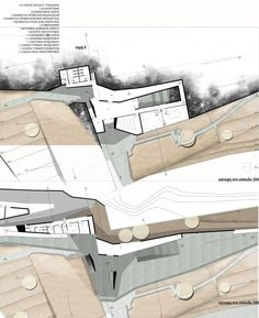 c.	Technical Drawing Plans Urban Park of Palouriotissa Second Prize Winning Proposal / ECONOMOU + Georgios Artopoulos