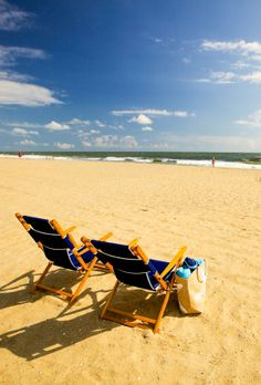 Virginia Beach / via Travel Mindset - the beach is calling! click through for details on how to win a trip to VB
