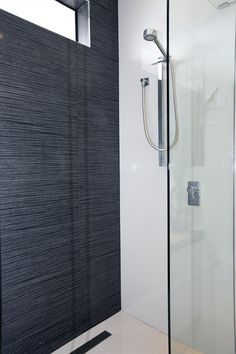 Beaumont Tiles shows you some great room ideas incorporating the very best in floor tiles, wall tiles, mosaics, and bathroomware. Taupe Bathroom, Ensuite Bathrooms, Bathroom Floor Tiles, Chic Bathrooms, Laundry In Bathroom, Bathroom Renos, Bathroom Renovations, Small Bathroom, Bathroom Ideas