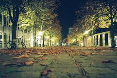 I decided to go out at night in Munich, Germany and got some nice night time photos.