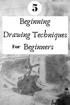 Beginning Drawing tips for beginners. Step by step drawing techniques. Easy drawing techniques for beginners. Learn drawing tips in this post. Beginner Drawing Lessons, Pencil Drawings For Beginners, Beginner Sketches, Drawing Tutorials For Beginners, Art Drawings Sketches Simple, Realistic Drawings, Painting Tutorials, Landscape Pencil Drawings, Pencil Sketch Drawing