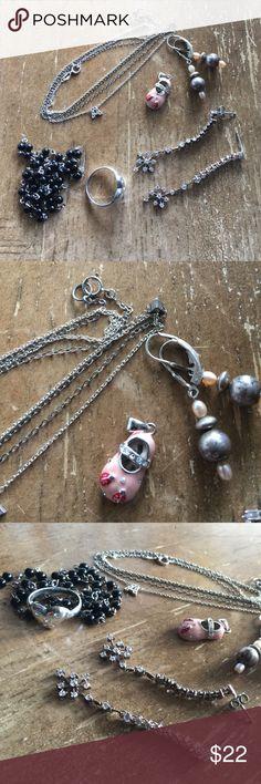 Lot Sterling silver solid 925 ✨ Lot Sterling silver solid 925 ✨ Jewelry Necklaces
