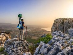 Google View technology to document Israel Trail - Over the next three months, Society for the Protection of Nature in Israel (SPNI) Youth Volunteers will hike the 1,100 km Israel National Trail with Google Street View Trekker cameras - the longest hiking trail photographed to Google Maps and the first stretching the length of an entire country. - 7 May 2015