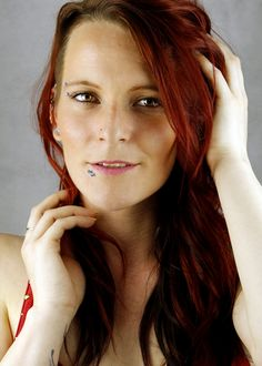 Head-Shot Portrait - Jodie #1