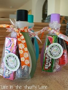 See the picz: Crafty Birthday Gift
