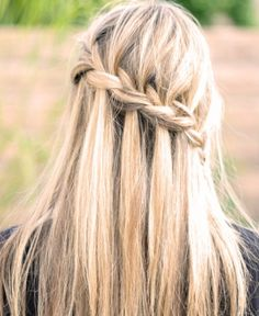 12 spring hair tutorials from the best tress perts on the web | viewer  pictures #spring #hair