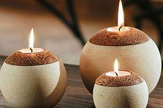 Il calore delle candele