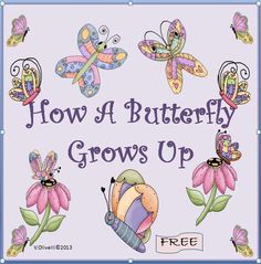 This is a book about the life cycle of a butterfly. There are five pages for the children to color and trace/write each stage. Make individual books for each child or use as a writing center porject for five children to work on together. Each child completed a different stage/page/book cover. The children then put the book in the correct sequence. FREE