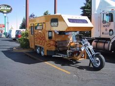 motorhome, motorcycles, pickup trucks, campers, wheel, road trips, travel trailers, the road, travel gadgets