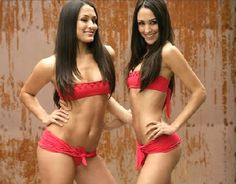 Photos: Random Photos Of The Bella Twins - http://www.wrestlesite.com/photos-2/females/photos-random-photos-bella-twins/
