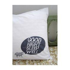 pillowcase by kin ship press.