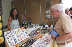 Alfonso XIII acoge la Feria de Artesanía