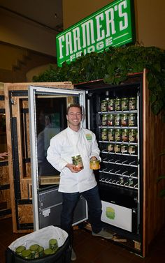 6 | This Vending Machine Sells Fresh Salads Instead Of Junk Food | Co.Exist | ideas + impact