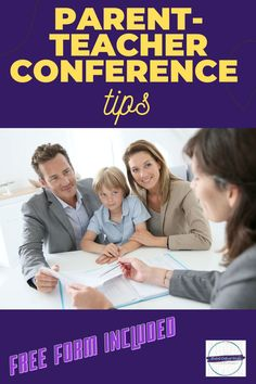 A parent teacher conference is all about making sure that all stakeholders are on the same page to help with the success and achievement of the student. This isn't always a pleasant experience, but it can be. Certain steps and preparations can be made to avoid confrontation at all costs, with the teacher controlling what he or she has the ability to control in the situation and finding ways to deal with what he or she cannot.