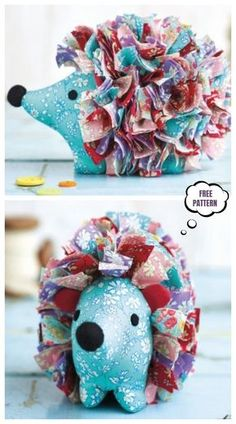 Plushie Patterns, Softie Pattern, Animal Sewing Patterns, Sewing Patterns Free, Free Sewing, Pattern Sewing, Crochet Patterns, Fabric Toys Diy, Fabric Crafts