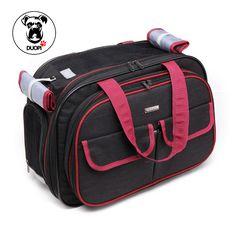Pet Carrying Bag Fashion Multifunction Breathable Backpack Hound Travel Camping Hiking Saddle Bag Rucksack for Medium Large Dog #Affiliate