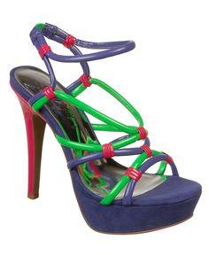 Fergie Shoes, Context Platform Sandals