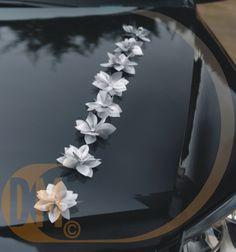 Wedding Car Decorations, Wedding Cars, Marie, Groom, Flowers, Art Floral, Images, Jewelry, Fiestas