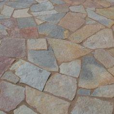 Eden Stone Co. Inc : Flagstone : Chilton Flagstone Limestone Pavers, Flagstone, Lakeside Terrace, Stone Retaining Wall, Building Stone, Stone Wallpaper, Terrace Garden, Garden Inspiration, Tile Floor