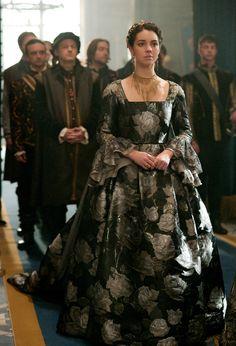 Reina Maria I d'Escócia  Beautiful/Romantic/Inspiration  Weddings/Elegant/Gowns
