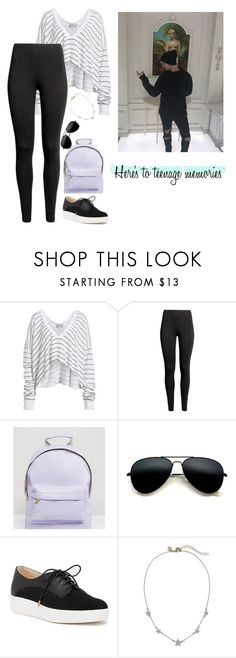 """""""Michael ; Teenage Memories"""" by sugaa-h ❤ liked on Polyvore featuring Wildfox, Mi-Pac and Dr. Scholl's"""