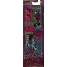 Barbie Barbie Fashionistas schoenen en tassen
