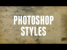 How to Install & Use Photoshop Layer Styles ~ Creative Market Blog