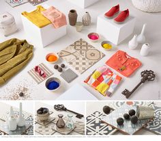Burberry, Little Marc Jacobs, Chloé... Designers jostle for a place at the kids' fashion Bazar! Welcome to Marrakech!