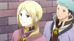 Kiki and Mitsuhide