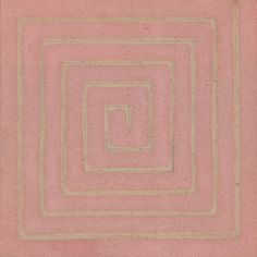 Frank Stella (American, b. 1936), Untitled, 1961. Oil and graphite on canvas, 9 x 9 in.