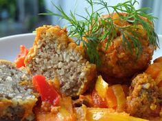 Proeven op zondag: Vegetarische voedselzandloperballetjes