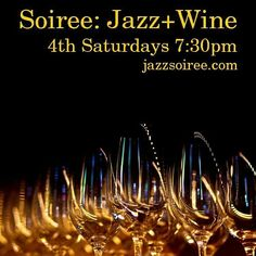 JazzSoiree.com. every 4th Saturday  in #downtown  #Augusta