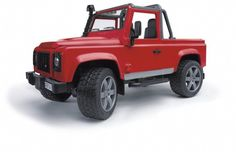Land Rover Pick Up 02591