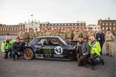 Controversial Top Gear Stunt Near Cenotaph Won't Air