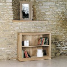 stunning baumhaus mobel. Plain Baumhaus Buy Baumhaus Mobel Oak Low Bookcase Online By Furniture From CFS  UK At Unbeatable Price For Stunning M