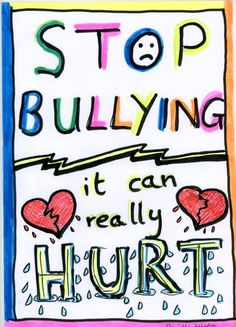 Anti Bullying Slogans | We must respect and tolerate all our classmates regardless of their ...