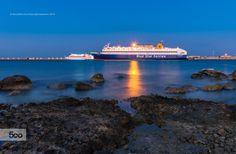 Blue serenity by 3PHoto Filippos Filippou on 500px