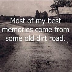 Memories - every morning on my way to elementary school I walked down a dirt road past a eucalyptus forest. By fifth grade the trees were gone and I was living in one of the houses that were built there.