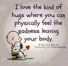 Need these hugs