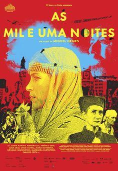 cartazes (a.d.) As Mil e Uma Noites