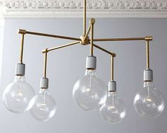 DIY Lighting - Purchasing pieces of decor for your home can end up being quite the expensive task, but if you're looking for alternative ways to brighten up...