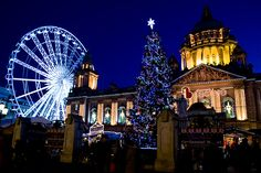 What to do in Belfast, Northern Ireland, at Christmas