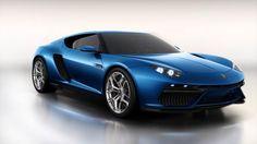 Lamborghini Asterion LPI 910-4 unveiled at the 2014 Paris Mondial de l'Automobile < Lamborghini company news