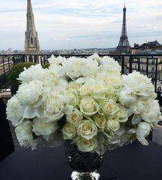 Bon jour Paris by Jeff Leatham.